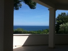 Villa uni-trifamiliare vista mare